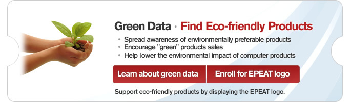 Find Eco-friendly Products